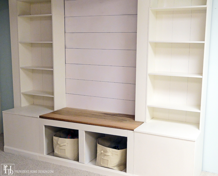 How to Build a Wall Storage Media System