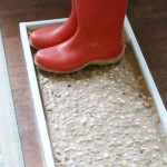 How to Make a Boot Tray