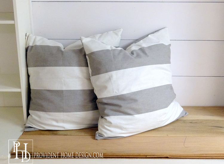 New Envelope Pillows