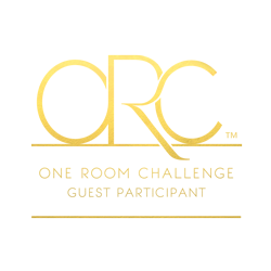 Project ADHD and The One Room Challenge