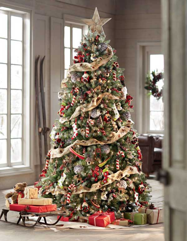 The Most Elegant Christmas Tree World Real Estate Providenthomedesign Such Decoration