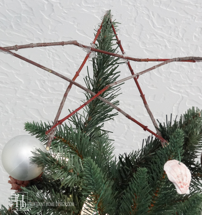 Free DIY Christmas Tree Topper