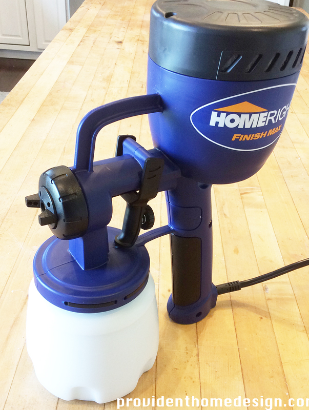 How to use the Homeright Paint Sprayer