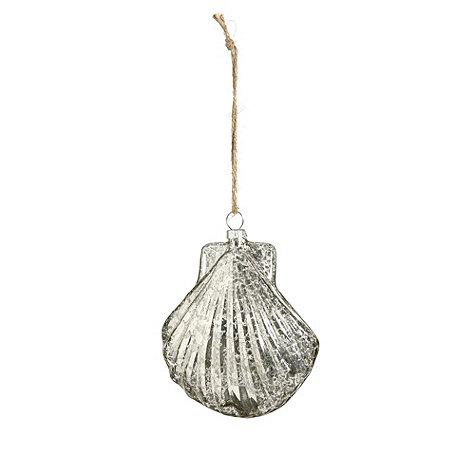 Silver Seashell Ballard Designs