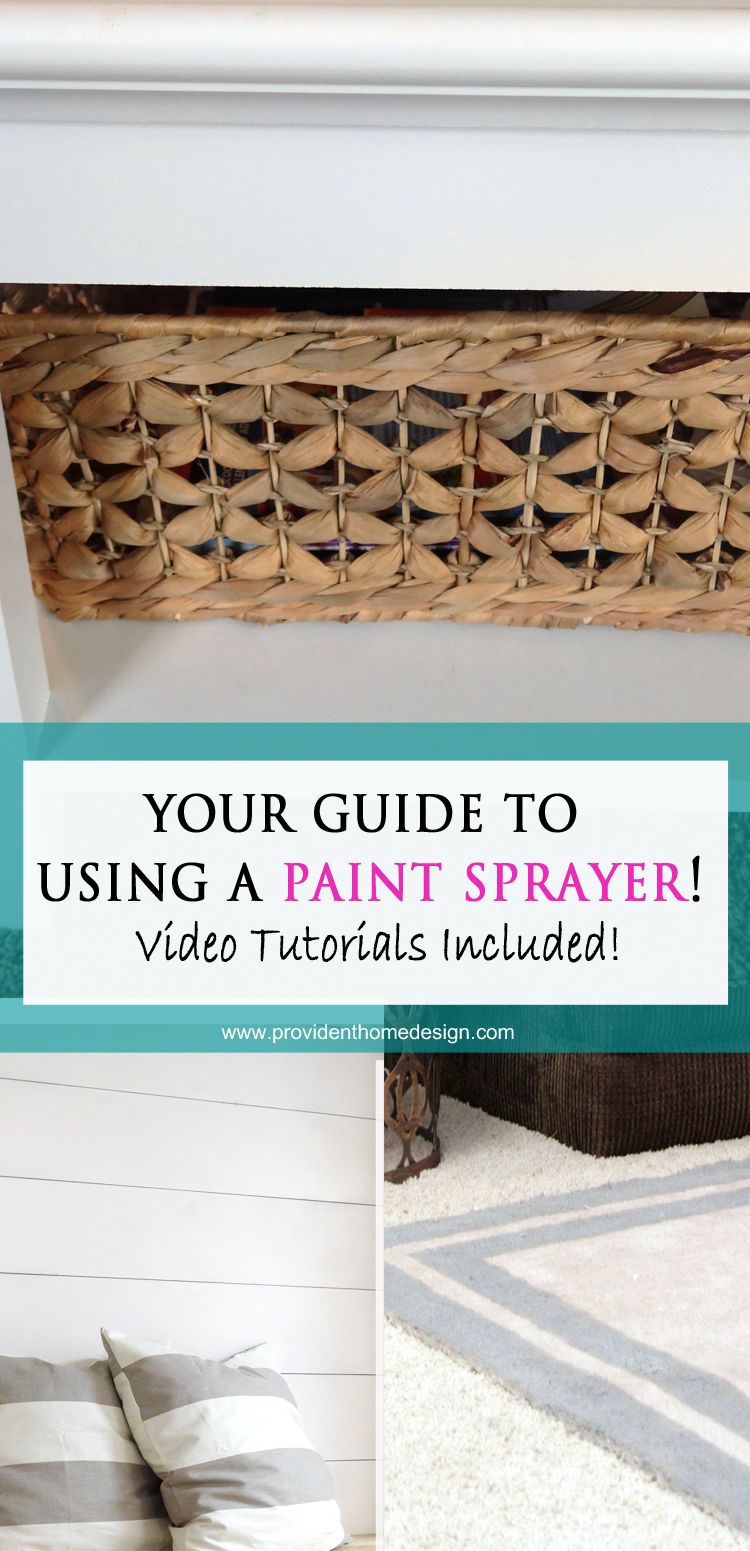 Your Guide to Using a Paint Sprayer with Videos