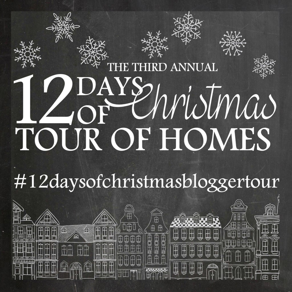 12 Days of Christmas Home Tour