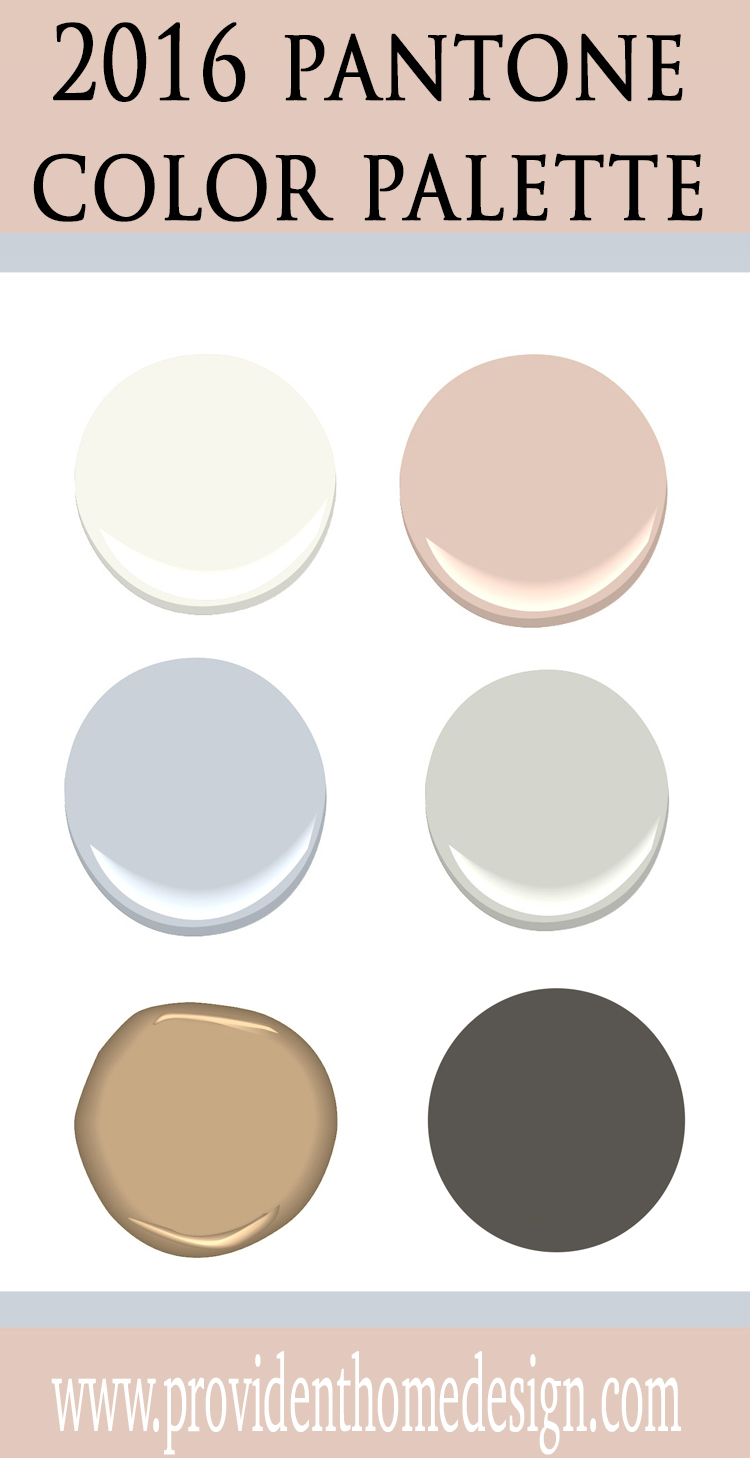 Benjamin Moore ... Colors For 2016