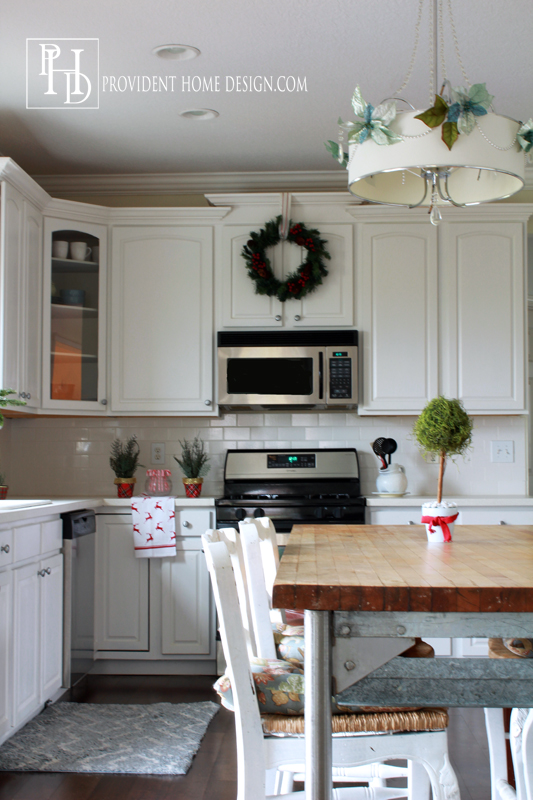 Chriatmas Home Tour Kitchen