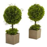 DIY Topiary Tutorial –Easy & Inexpensive!