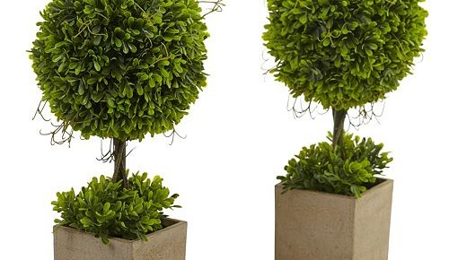 DIY Topiary Tutorial –Easy & Inexpensive!