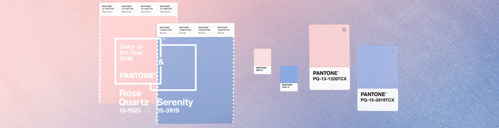 Pantone Color Of The Year Rose Quartz Serenity Formulas Guides Banner