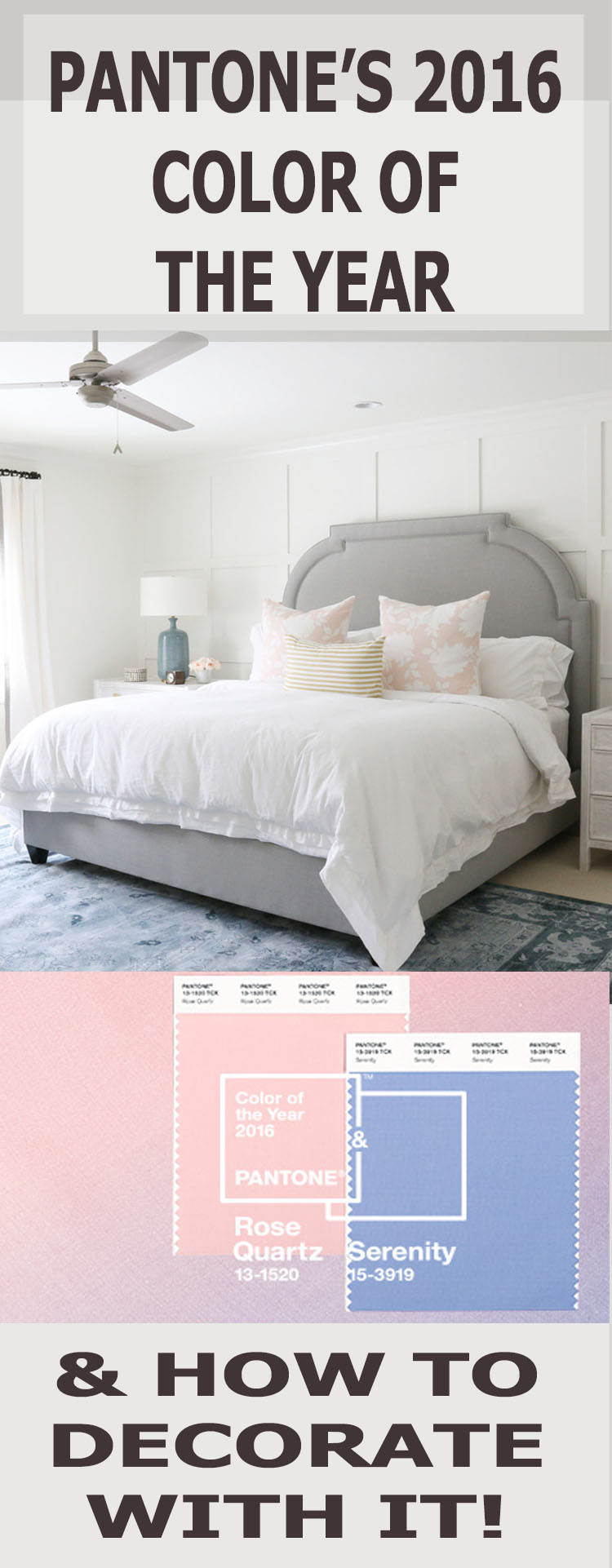 Pantone's 2016 Color of the Year