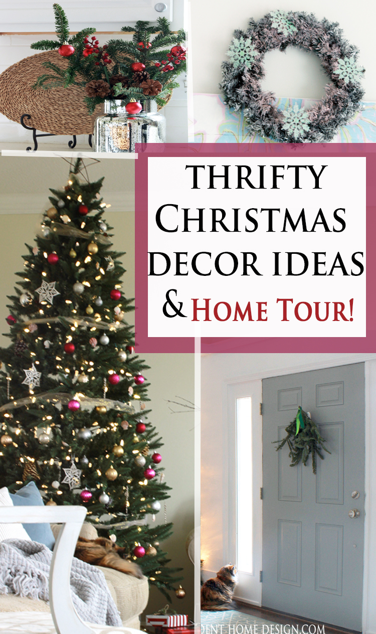 Thrify Christmas Decorating Ideas