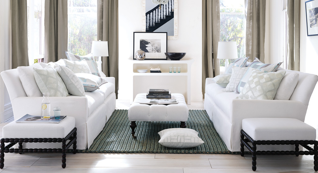 Luxe decorating Style