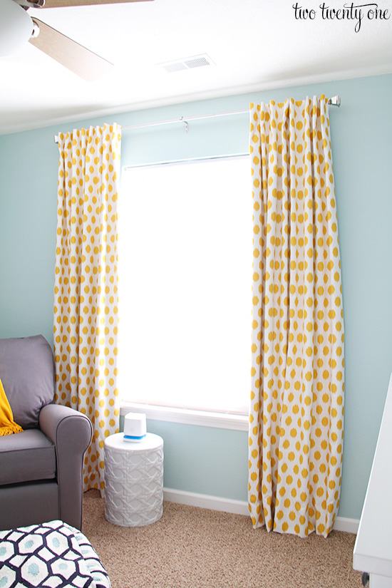 diy project using fabric