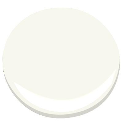 Benjamin Moore Simply White OC-117