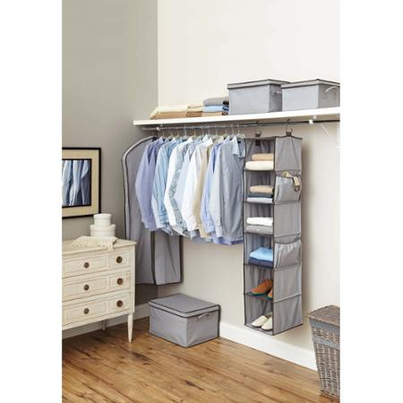 Better Homes and Gardens Hanging Closet Organizer
