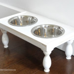 DIY Pet Feeder- 3 Different Style Options!