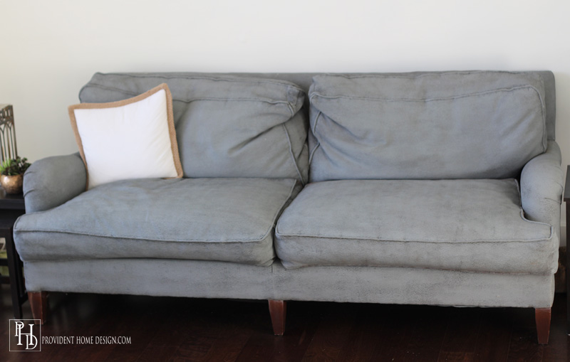 You Can Paint a Couch