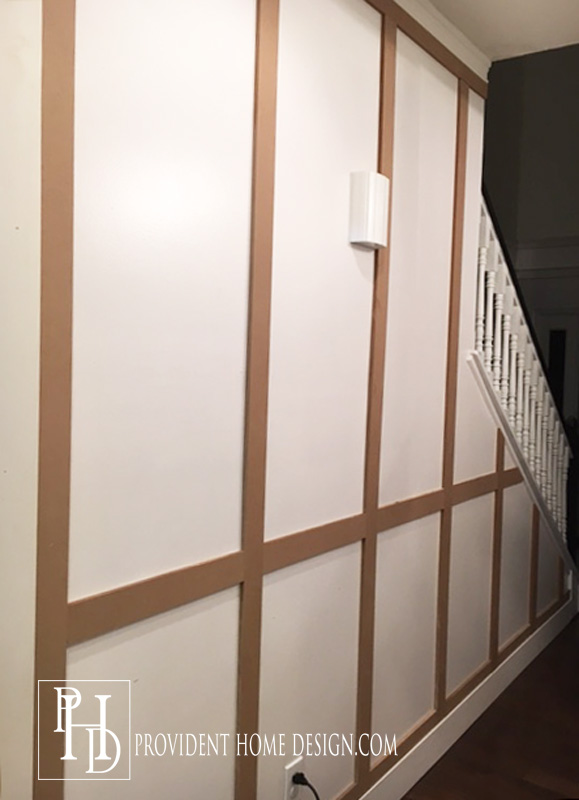 How to do Board and Batten Grid Trim
