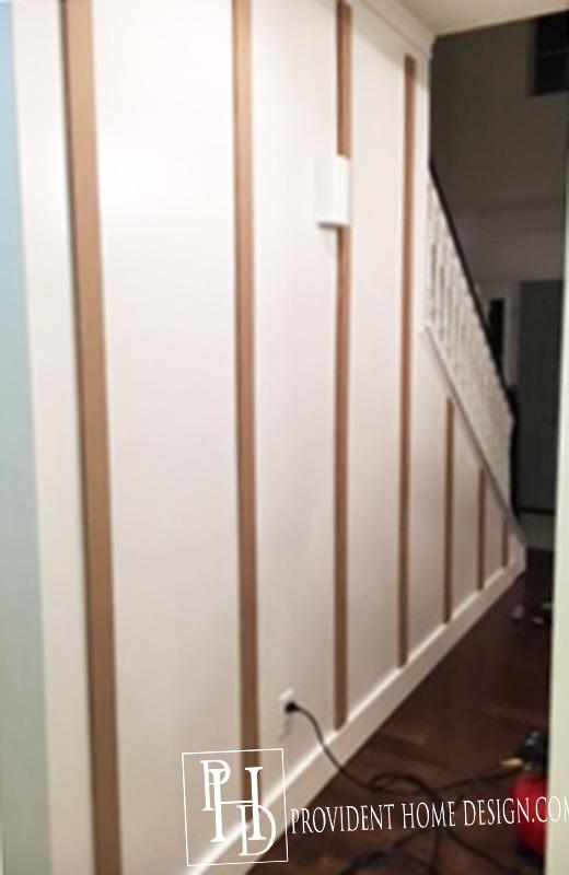 DIY Board and Batten Grid