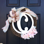 Easy Spring Wreath and 11 Curb Appeal Boosters