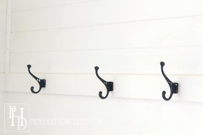 Mudroom Hooks
