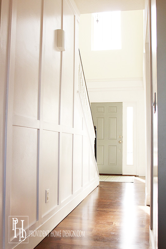 Ways to pretty up your Hallway