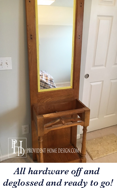 Painting Old Wood Furniture Without Sanding Or Priming