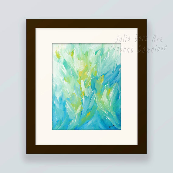 Etsy Printables Abstract