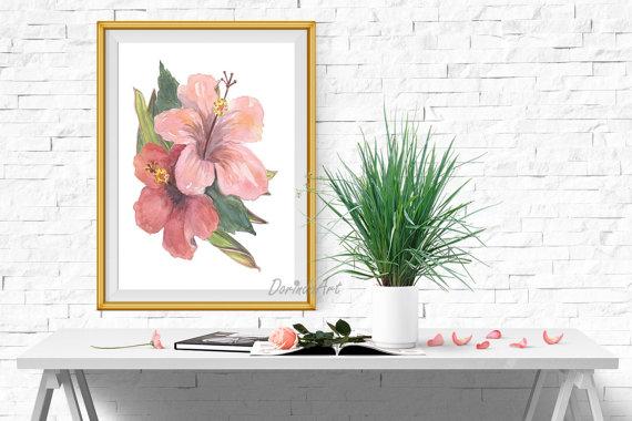 Etsy Printables Flowers