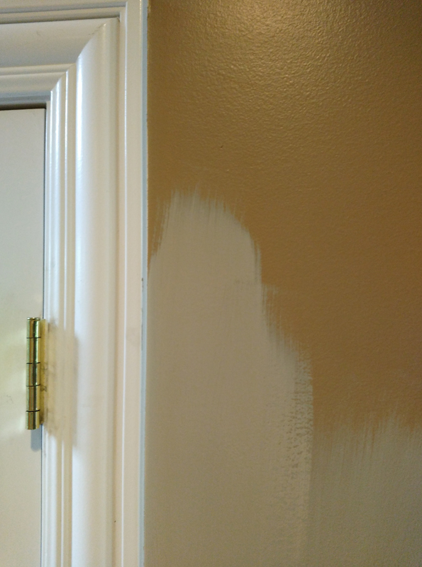 How to Cut in when painting a room