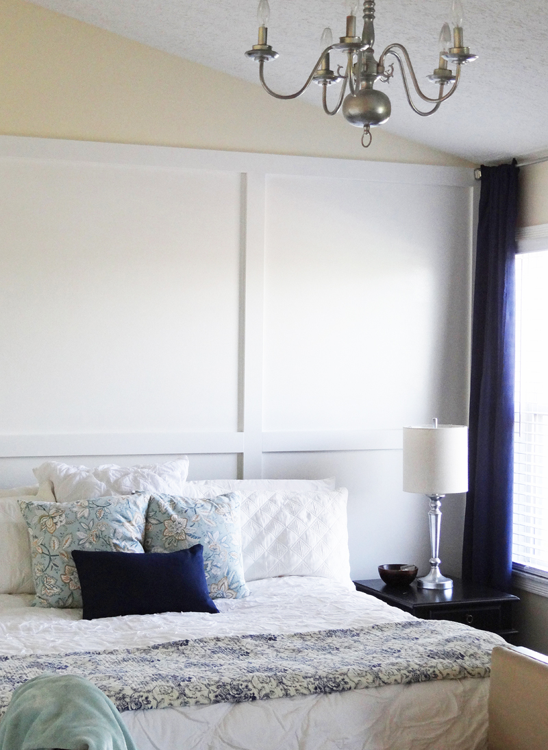 Master Bedroom Makeover Final