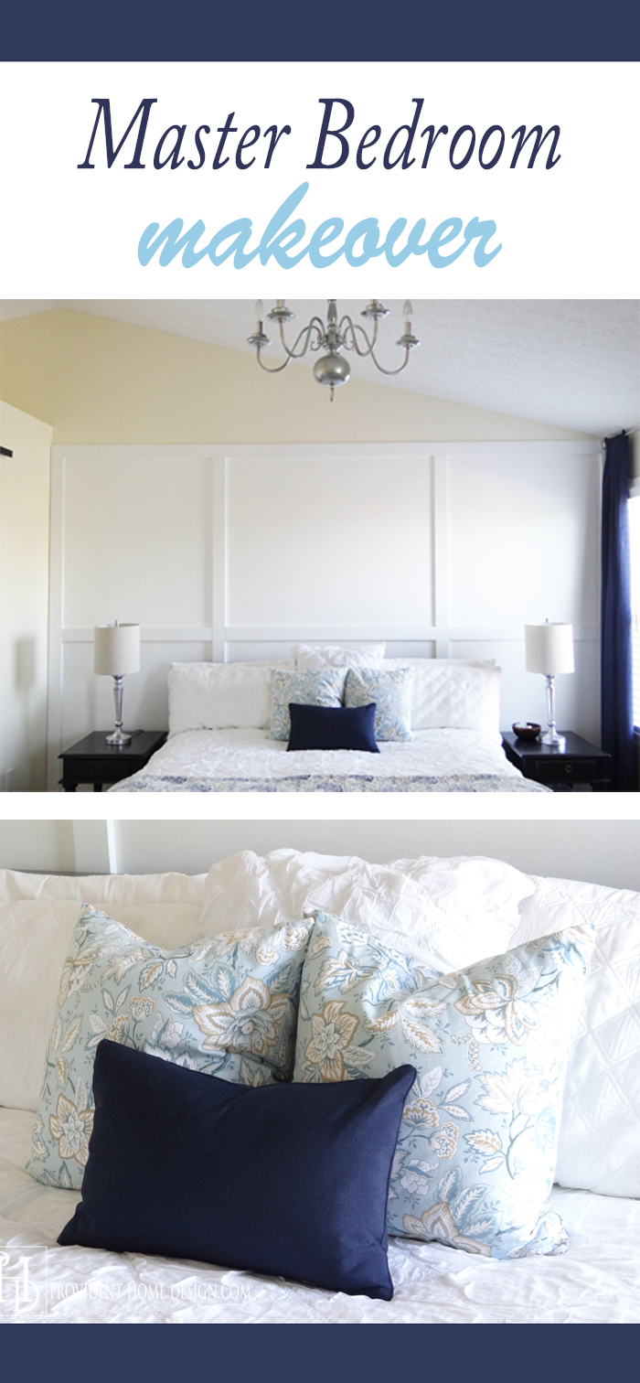 Master Bedroom Makeover Beautiful Bedroom Makeover On A Budget
