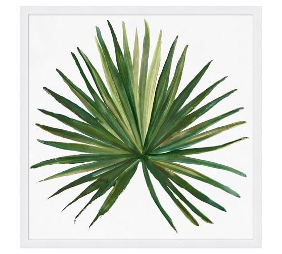 Pottery Barn tropic-palm-print-c