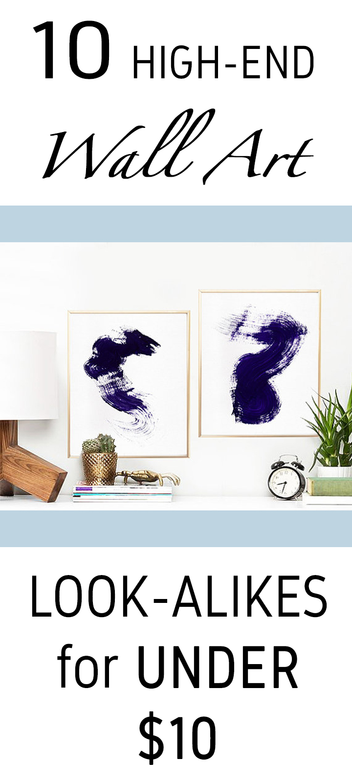 he Secret to Finding Inexpensive Stylish Artwork