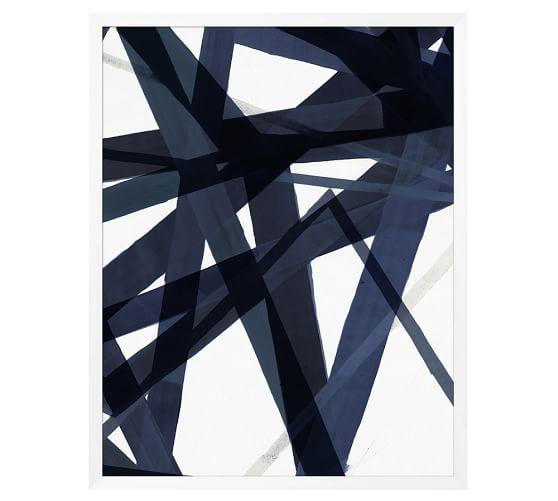 pb black abstract