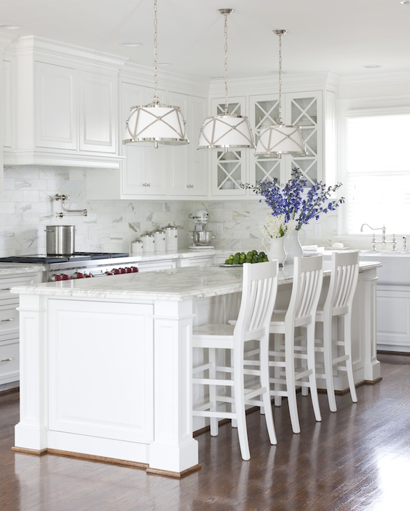 Paint BM White Dove Cabinets