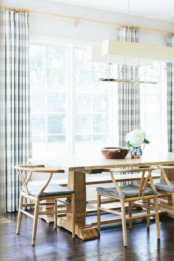 Dining Room Coastal Inspired