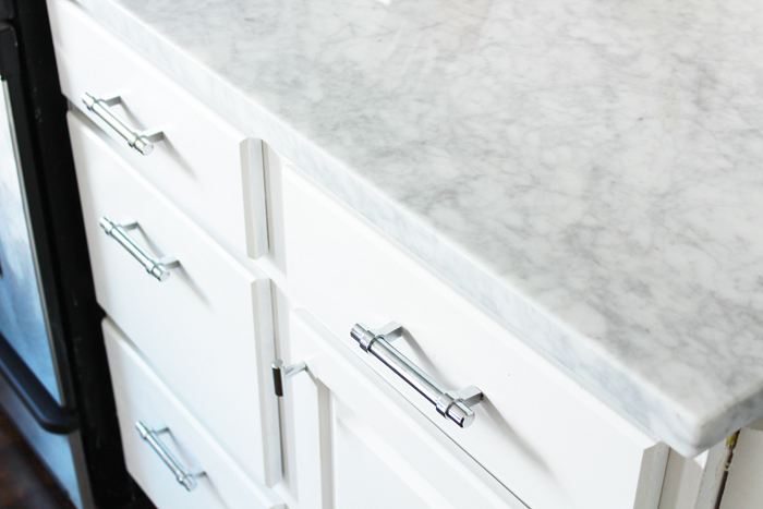 Marble Countertops Close-up