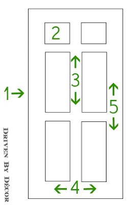 How to Paint Door Order Painting