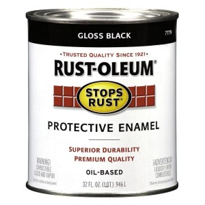 How to Paint Your Front Door Rustoleum Protective Enamel
