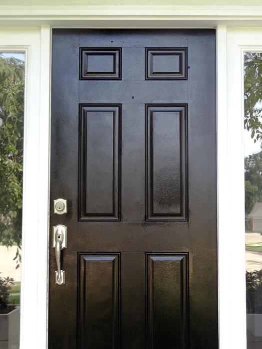 Model Of Paint Front Door Modern - Latest outside door paint For Your Plan
