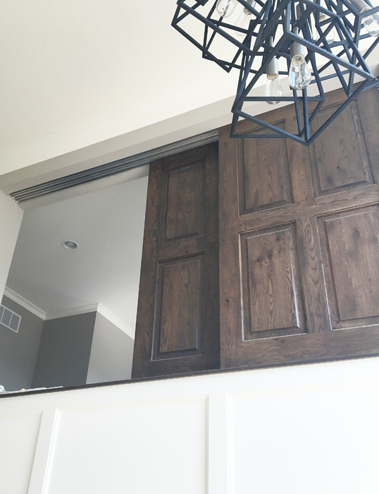 Parade of Home Loft Sliding Doors