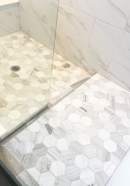 Parade of Homes Hexagon Tiles