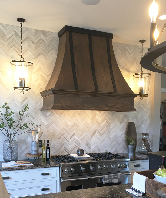 Parade of Homes Kitchen Lantern
