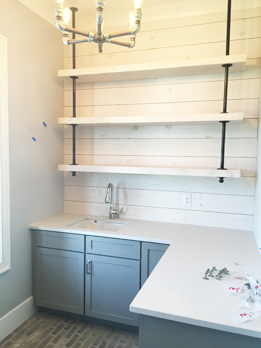 Parade of Homes Laundry Room
