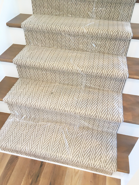 Parade of Homes Patterned Runner