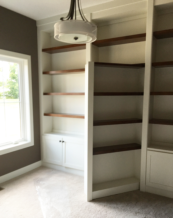 Parade of Homes Revolving Bookcase