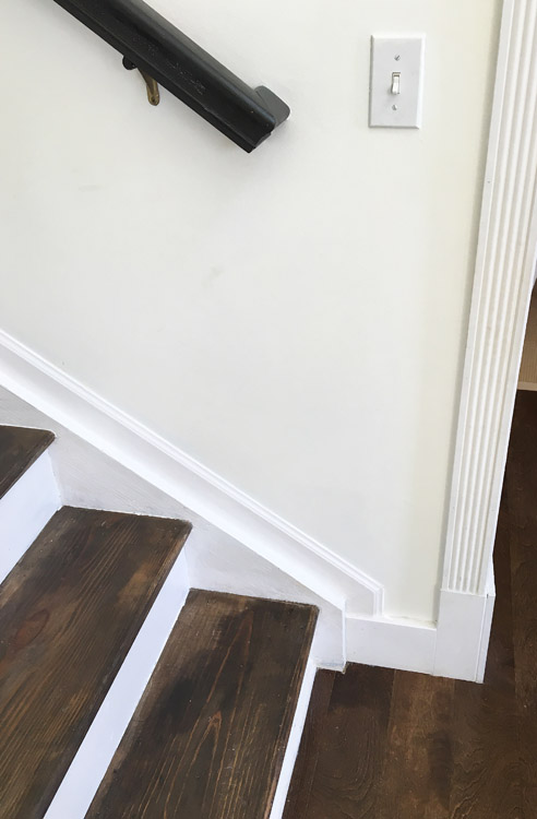 Stairs Makeover Staining Stairs Tutorial